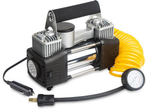 DC 12V 150psi Car Tyre Inflator with CE RoHS pictures & photos