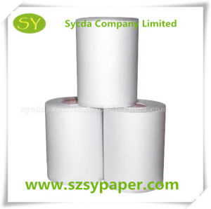 Fax Paper Roll Thermal Paper for Bank pictures & photos