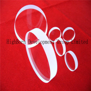 Clear Quartz Glass Plate with Ar Coating pictures & photos