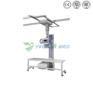 Ysdr-C50 Medical Hospital High Quality 50kw CCD Detector Digital X-ray Equipment pictures & photos
