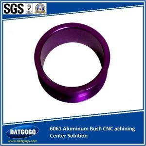 Precision Aluminum Bush CNC Machining China Supplier pictures & photos