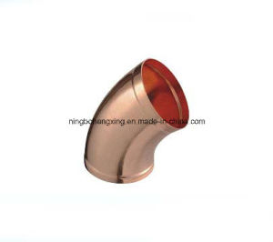 Copper Long Radius Elbow pictures & photos