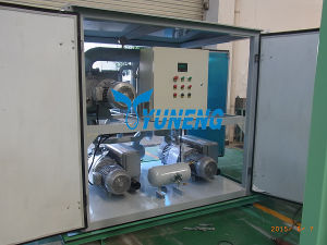 Two Stage Transformer Vacuum Pumping Machine pictures & photos