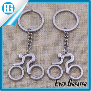 Creative Motorcycle Bicycle Movable Keychain Key Chain Ring pictures & photos
