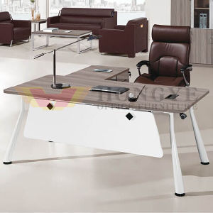 Hot Selling Popular Patent Modern Office Executive Table (HY-NNH-BT19) pictures & photos