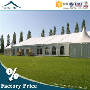 Luxury 300 People Outdoor Wedding Mixed Marquee Tent with Roof Decoration pictures & photos