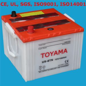 Car Battery Wholesale 12V Car Battery 100ah pictures & photos