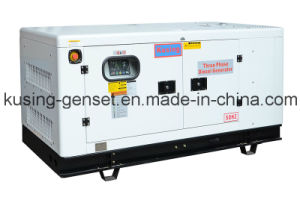 10kVA-50kVA Power Diesel Silent Soundproof Generator Set with Yangdong Engine (K30300)