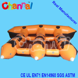 New Inflatable Flying Fish Boat for Water Field (BO002) pictures & photos
