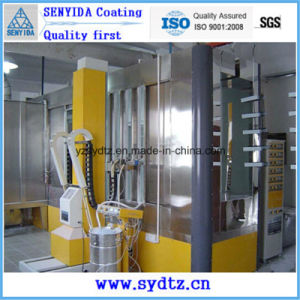 High Quality Electrostatic Spray Painting Automatic Spraying Machine pictures & photos