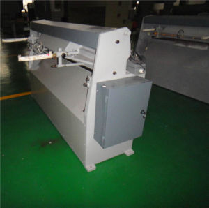 Bohai Brand Q11 Series Mini Guillotine Shear, Foot Operated Shear pictures & photos