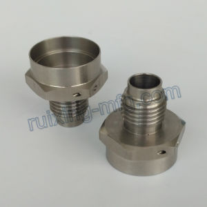 Customized Non-Standard Stainless Steel Hex Bolt with CNC Turning Machining pictures & photos