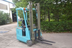 3-Point Electric Forklift Truck pictures & photos