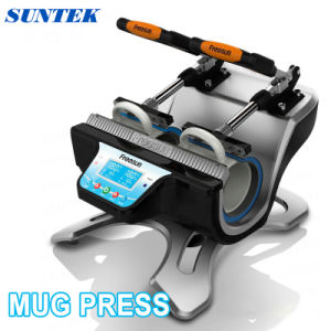 Double-Station Mug Press Sublimation Heat Transfer Printing Machine (ST-210) pictures & photos