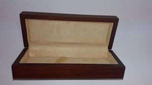 Wood Grain Pen Wooden Box pictures & photos