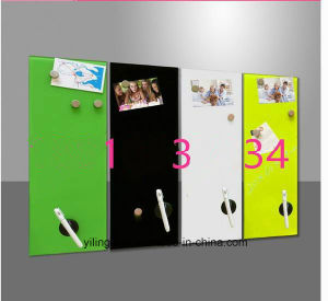 Color Ceramic Frit Tempered Glass for Whiteboard pictures & photos