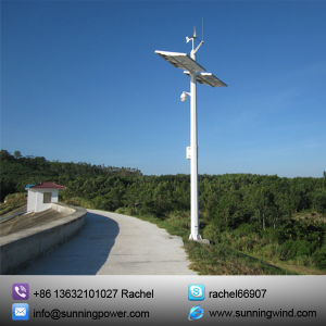 300W Small Wind Turbine Generator System for Boat (MINI 3 300W) pictures & photos