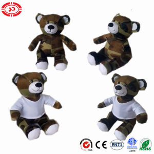 Camouflage New Design Custom Plush Soft Bear Stuffed Teddy pictures & photos