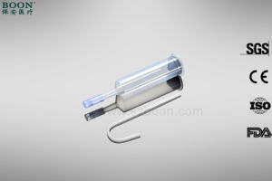 Nemoto 120s Injector Dsa Angiographic Disposable Syringe 125ml Syringe with Ce ISO FDA pictures & photos