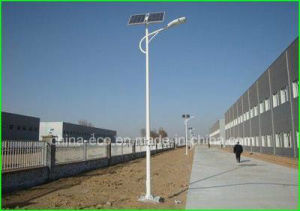 100W Solar Power Street Light with 9m Pole