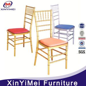 Wholesale Banquet Iron Frame Wedding Use Hotel Chiavari Chairs for Events pictures & photos