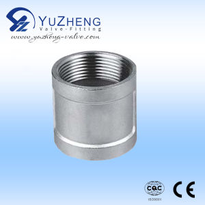 304 Female Thread Stainless Steel Pipe Fittings pictures & photos