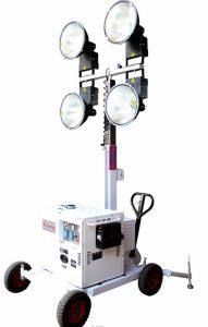 Kusing M500 Mobile Lighting Tower pictures & photos