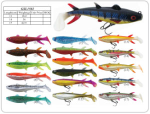 Hot Selling Top Quality Soft Fishing Bait pictures & photos