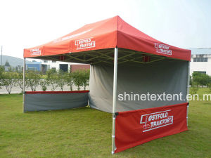 Custom Printed Trade Show Folding Outdoor Canopy Tent for Sale pictures & photos