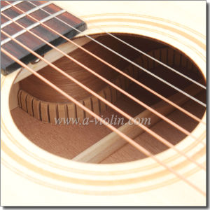 Rosewood Fingerboard and Bridge Acoustic Guitar (AF48C) pictures & photos