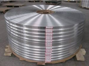 201/304 Slit Stainless Steel Strip Coil for Pipe Making