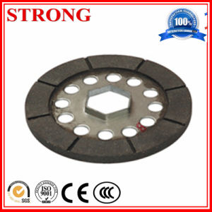 Tower Crane Hoist Brake Lining Disc for Gjj, Baoda pictures & photos