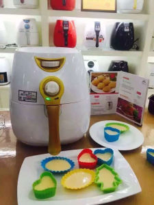360 Degree Automatic Rotary Oven (B199) pictures & photos
