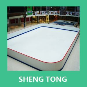 Synthetic Ice Rink Sheets/Fake Ice Panel