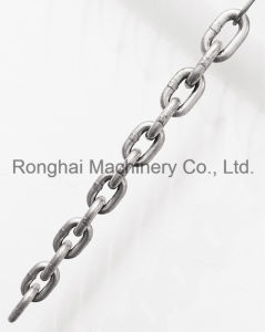 Grade 80 / 5mm*15mm Lifting Chain / 20mn2 / Chinese Standard /Galvanise