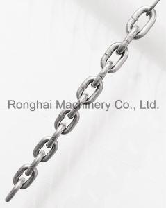 Grade 80 / 5mm*15mm Lifting Chain / 20mn2 / Chinese Standard /Galvanise