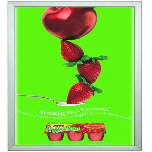 High Luminance Light Guide Panel LED Slim Light Box
