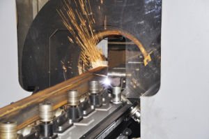 CNC Tube Square Cutting Machine pictures & photos