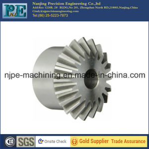 Customized Stainless Steel CNC Machining Gear Bushing pictures & photos