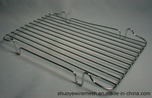 BBQ Grill Wire Rack for Roast Meat pictures & photos