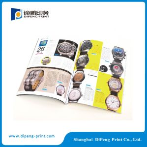 Perfect Binding Brochure Printing pictures & photos