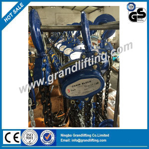 Lifting Chain Block 3t Manual Chain Hoist pictures & photos