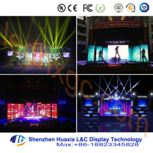 P5 Indoor SMD3528 Full Color LED Display Show Board