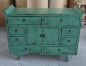 Antique Chinese Painted Drawer Cabinet Lwb863 pictures & photos