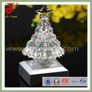 Crystal Clear Music Christmas Tree (JD-CT-101) pictures & photos