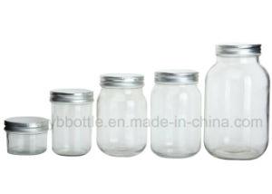 8oz (250ml) Mason Jars/ Glass Jars with Screw Cap pictures & photos