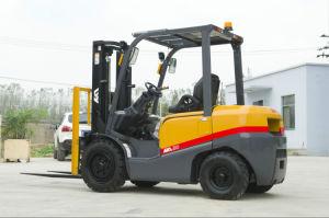 2.5tgasline Forklift Electric Forklift pictures & photos