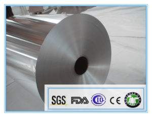 Alloy 8011 70 Microns FDA Certified Aluminum Foil Package Roll pictures & photos