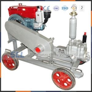 High Pressure Injection Grout Pump with Diesel Construction Machinery pictures & photos
