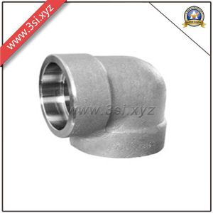 ASTM 304/316 Stainless Steel 90 Degree Socket Weld Sr Elbow (YZF-L198) pictures & photos